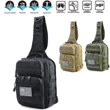 Outdoor Military Tactical Crossbody Bag Men Bag Canvas Phone Portable Male Multi-Function Khaki Travel Hiking Trekking New D20 canvas multi layer hiking trekking bag tactical military men sports and climbing waist bag new outdoor bum hip bag
