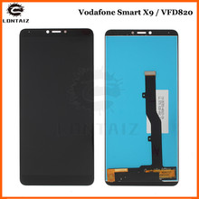 цена на 5.7inch For Vodafone Smart X9 vfd820 LCD Display + Touch Screen Panel Replacement for vf820 820 vf-820 822 Cell Phone