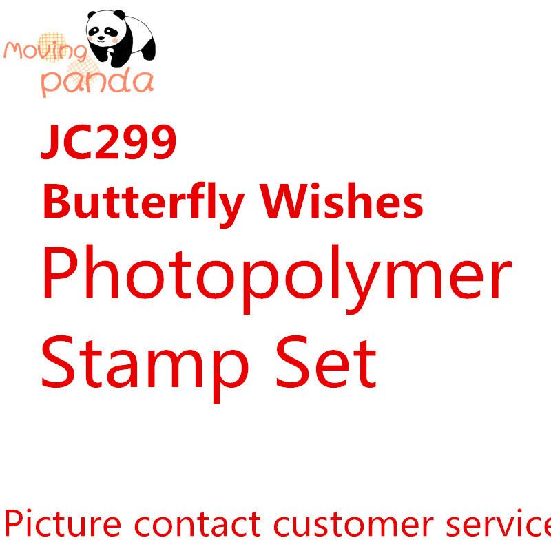 JC299 Butterfly Metal Cutting Dies and stamps Scrapbooking For Album Card Making DIY Embossing Cuts New Craft