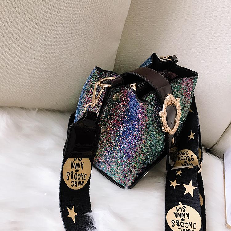 Women Patchwork Handbag Crossbody Bag Soft Leather Square Casual Ladies Chain Shoulder Girl Chain Messenger Satchel Bag louis 16