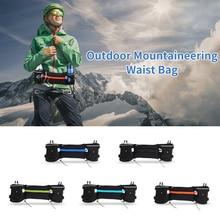 Outdoor Sporting Waist Bag Waterproof Running Pouch Anti-slip Jogging Belt Cycling Cellphone Pack Mountaineering
