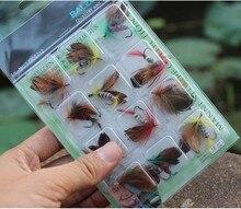 Fly Fishing Lure set – 12 Pcs