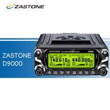 Zastone D9000 автомобиля портативной рации 50 Вт УКВ двухдиапазонный Многофункциональный двухстороннее радио для автомобиля мобильного Radio LED дисплей Communicator