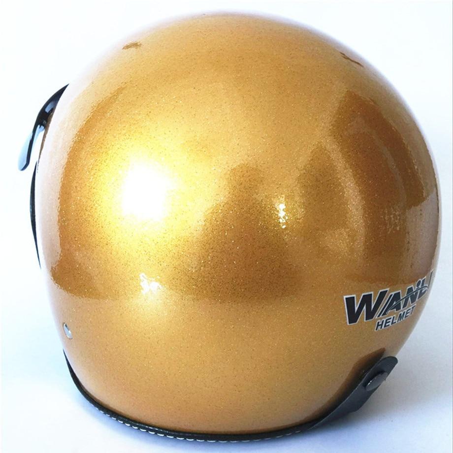 WANLI Brands Unisex Adult 3/4 <font><b>Motorcycle</b></font>
