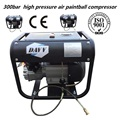 220V50HZ 300BAR 30MPA PRESIÓN 4500PSI PCP Bomba de enfriamiento de agua Eléctrico mini Inflador de Aire de Alta Presión Del Compresor De Aire