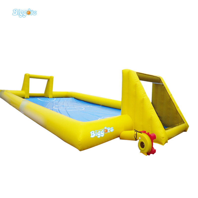 Inflatable Football Pitch Inflatable Arena Inflatable Football Field With Floor