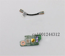 New Original for laptop Lenovo Thinkpad X1 Carbon 6th Power Button Board Cable 01YU620