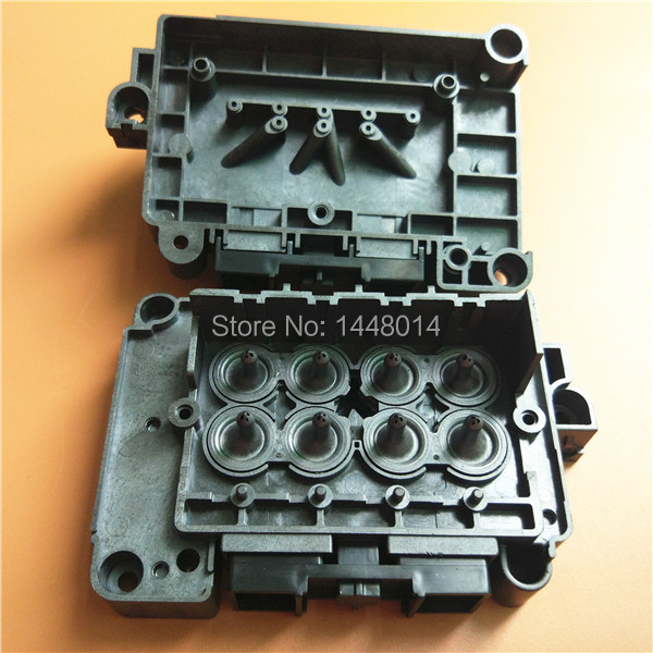 In stock 3pcs lot eco solvent printer Xenons Wit color Xuli X6 print head adapter for