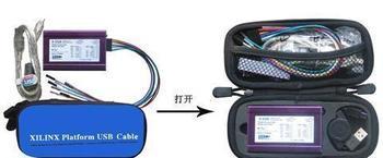 XILINX Platform Cable FPGA USB Downloader Xilinx freeshipping xilinx platform cable usb downloader