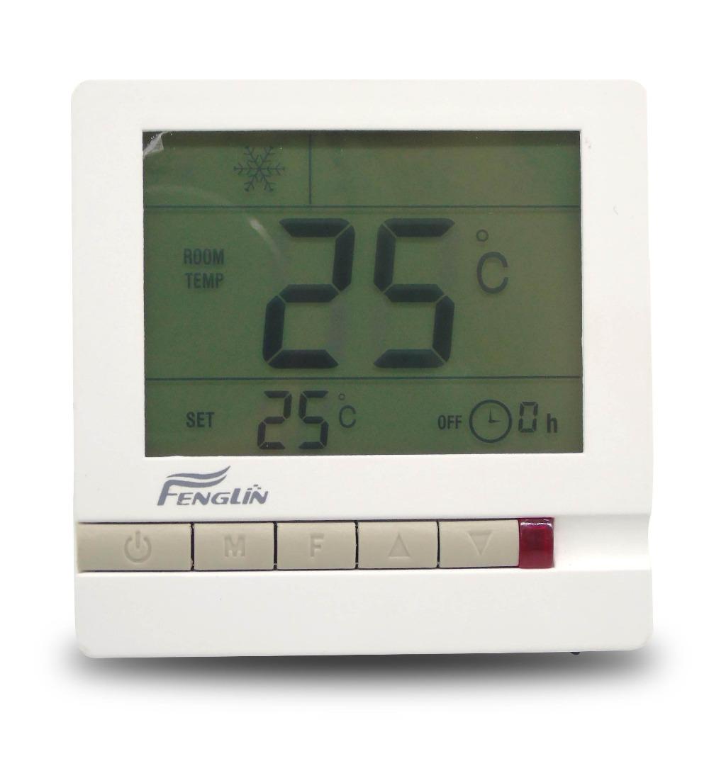Led numérique température contrôleur climatiseur thermostat dambiancechina mainland