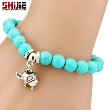 Charming Elephant Bracelet