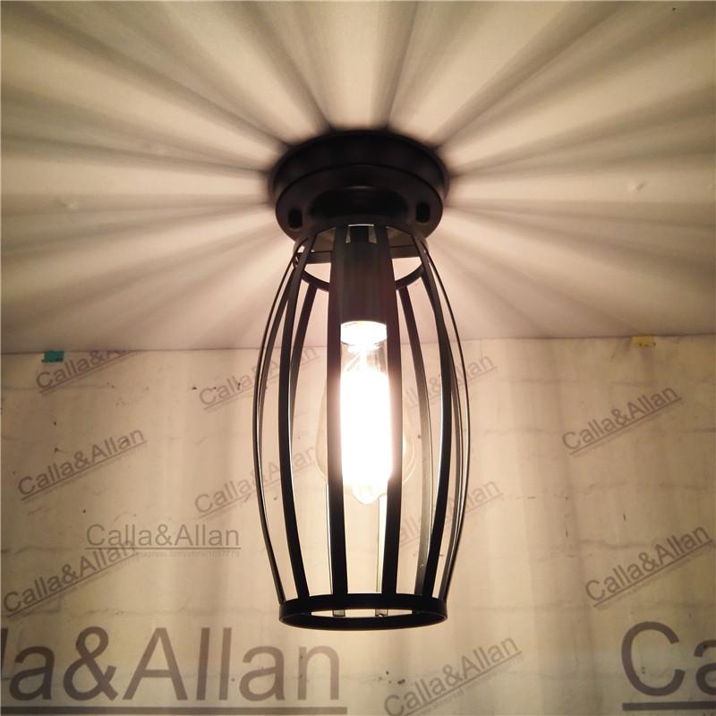 Pendant Ceiling Edison Light