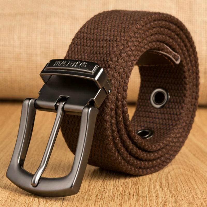 Casual cinta de luxo cintos femininos cinto de brim feminino cintos para homens masculino lona fivela de cinto de malha cinta