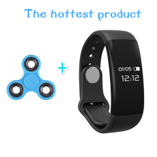 Smart band Fitness Smart Bracelet Bluetooth 4.0 Heart Rate Monitor Actively Fitness Tracker for Android iOS FIDGET TO SPINNER