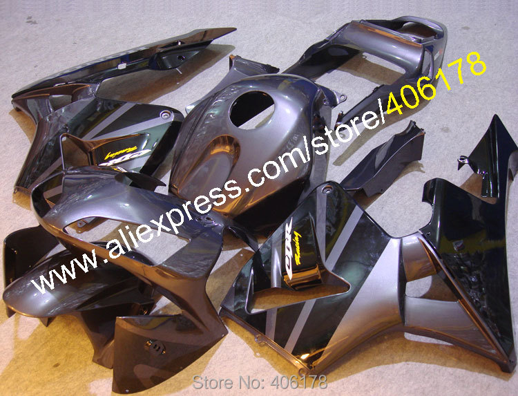 Hot Sales,Body Kit For Honda CBR600RR F5 2003 2004 CBR 600 RR 03 04 CBR600 600RR Motorbike ABS Fairing Set (Injection molding) hot sales for honda cbr600rr 2003 2004 cbr 600rr 03 04 f5 cbr 600 rr blue black motorcycle cowl fairing kit injection molding