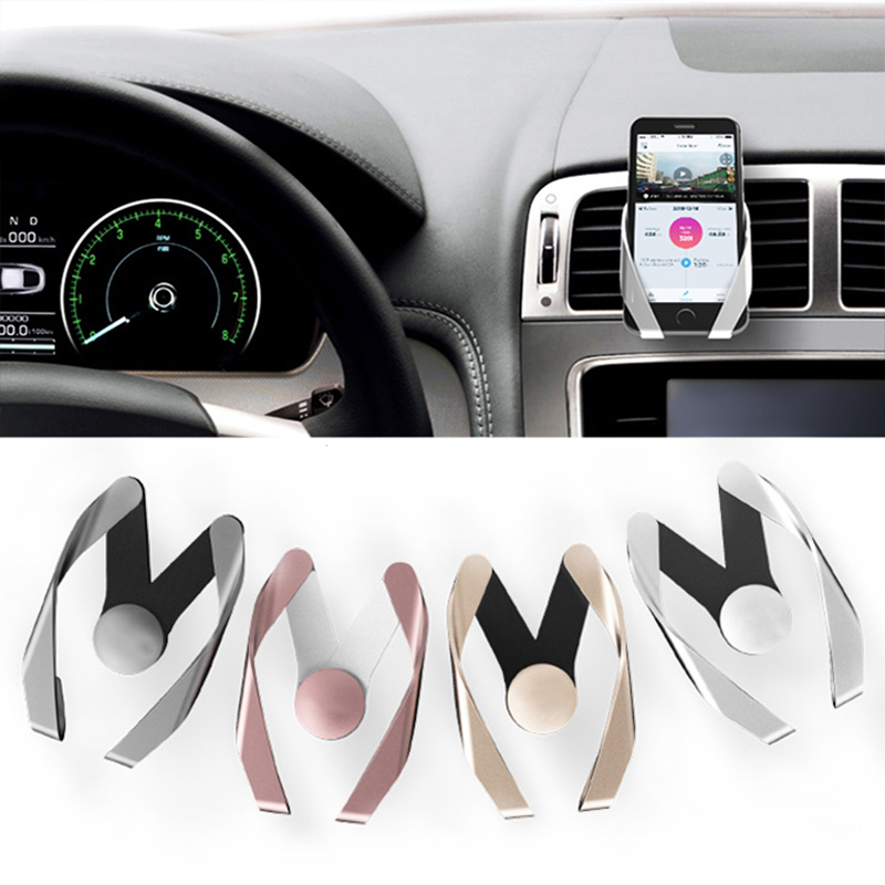 Car Phone Air Vent Stand Mount For BMW E90 E60 F30 F10 F15 E63 E64 E65 E86 E89 E85 E91 E92 E93 F02 M5 E61 F01 GT M3 M4 X5 X3