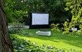 M006C Бесплатная доставка открытый герметичной надувной экран кино, в том числе воздушный насос