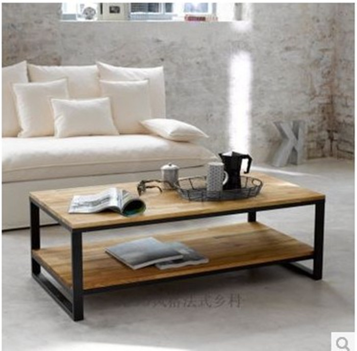 Stupendous Retro Do The Old Wrought Iron Coffee Table Rectangular Uwap Interior Chair Design Uwaporg
