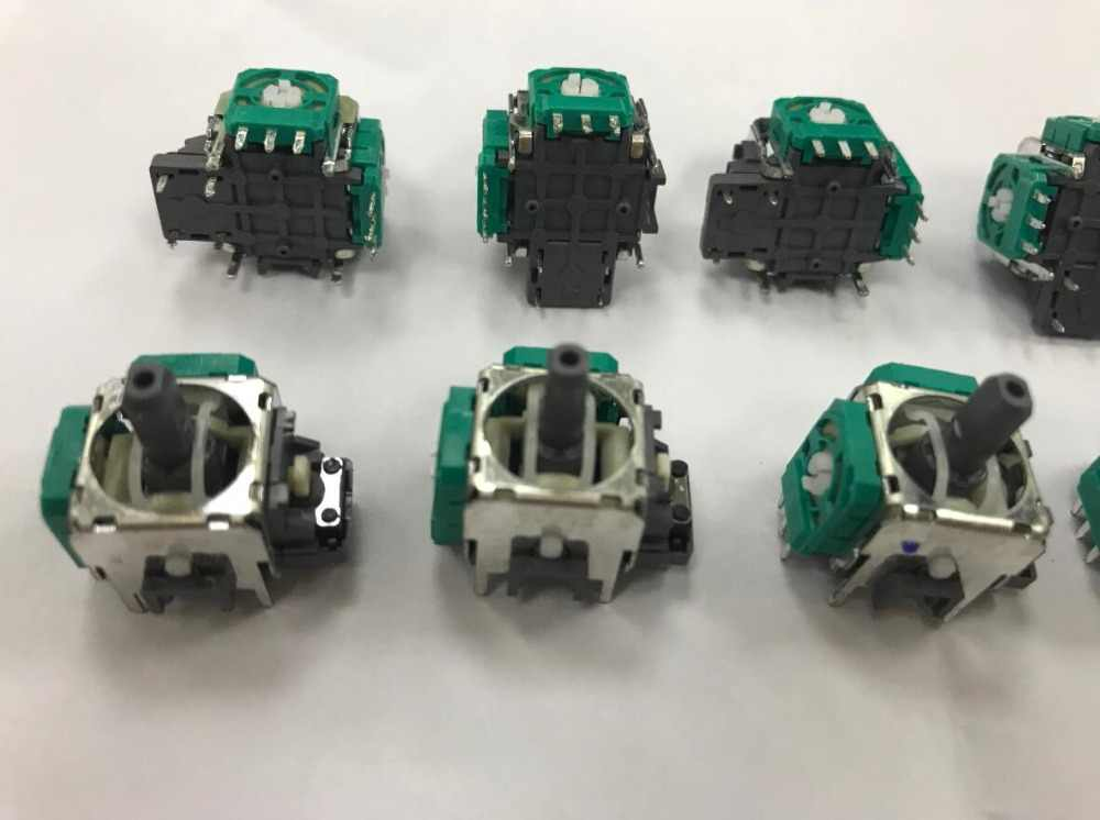 1-10 PCS Per Nintend Interruttore NS Pro controller joypad ALPI 3D Joystick Analogico Thumb Stick Joystick Sensore di Ricambio modulo
