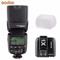 Godox TT600 2.4G Wireless Camera Flash Sync Speedlite for Canon Nikon D3100 Pentax Olympus Fujifilm Panasonic Photo FlashLight