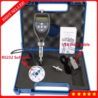 Aletler'ten Sertlikölçerler'de FHT 1122 El Kompakt Meyve Penetrometre Veri Kablosu ile USB ve Yazılım Sebze Meyve sertlik test cihazı Ölçer Ölçer