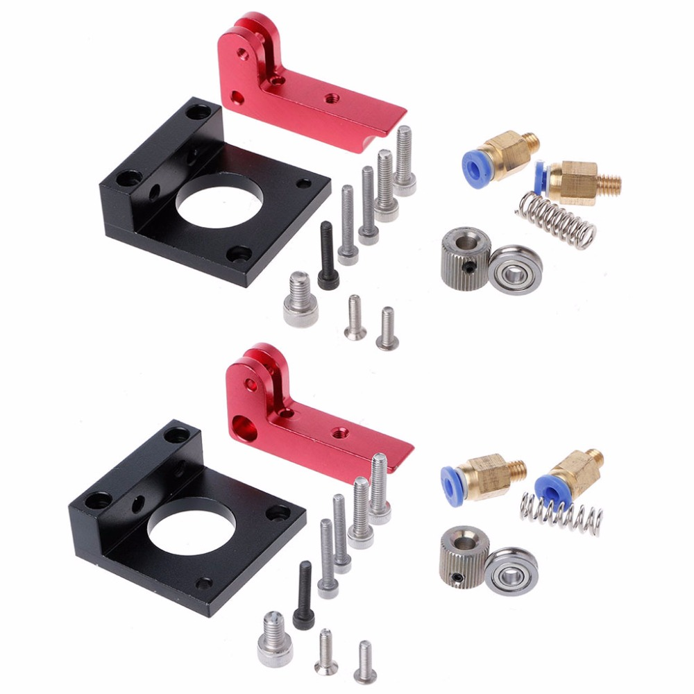 TCAM MK8 Aluminum Alloy Bowden Extruder For 1.75mm Filament 3D Printer Parts Reprap