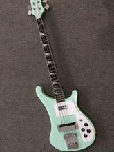 New Arrival 4003 Model 4 String Electric Bass Guitar In Light Blue  Green 151012