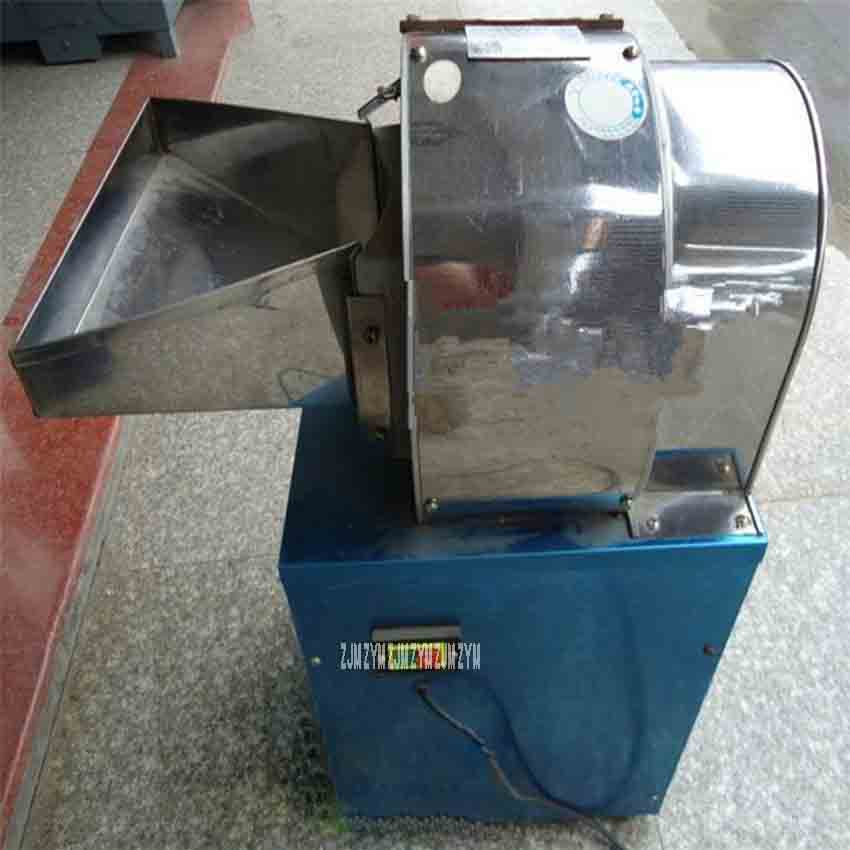 QT-300 Centrifugal electric slice cutting machine Vertical potato yam Fruit slicer Commercial stainless steel cutting machine 2