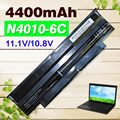 N4010 bateria de 4400 mah para dell inspiron 13r 14r 15r 17r N4110 M411R M501 M5010 N3010 N5010 N5110 N7010 N7110 N5030 N3110
