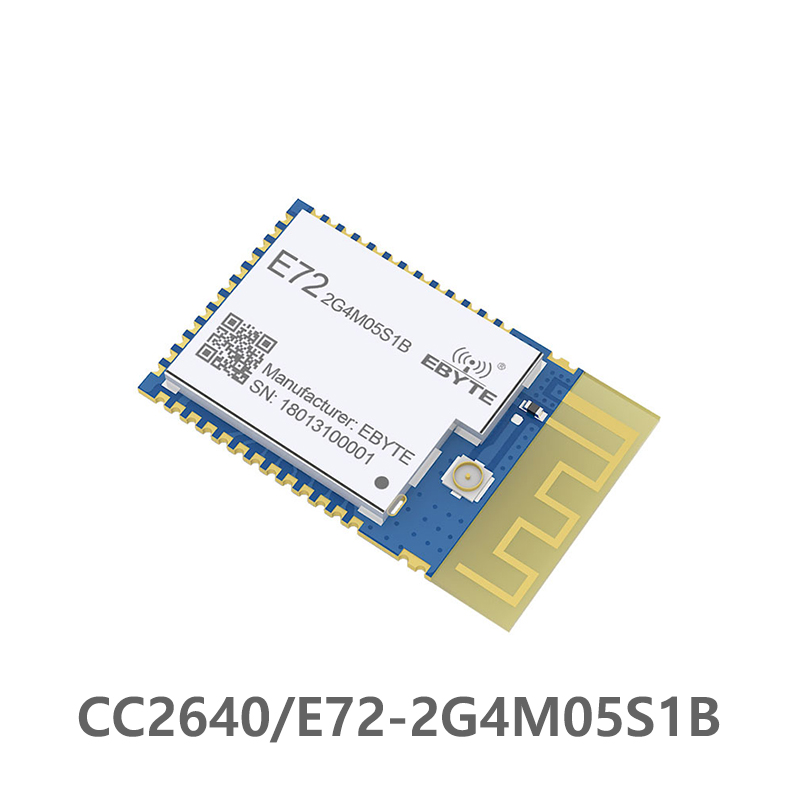 E72-2G4M05S1B CC2640  2.4GHz Ibeacon Cdebyte Rf Module Bluetooth Module BLE4.2 Wireless Transmitter And Receiver
