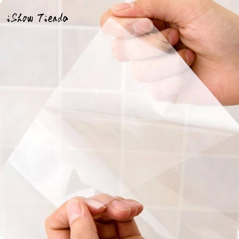 À prova de óleo resistente ao calor auto adesivo de parede fogão gabinete casa cozinha banheiro adesivos à prova ddesiágua adesivo de paredes