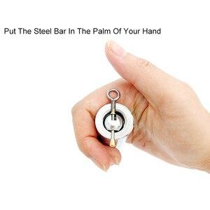 Image 5 - Palo mágico retráctil de 1,1 M, juguete elástico que aparece en Metal, bastón, bufanda, palos, accesorios para mago TY0334