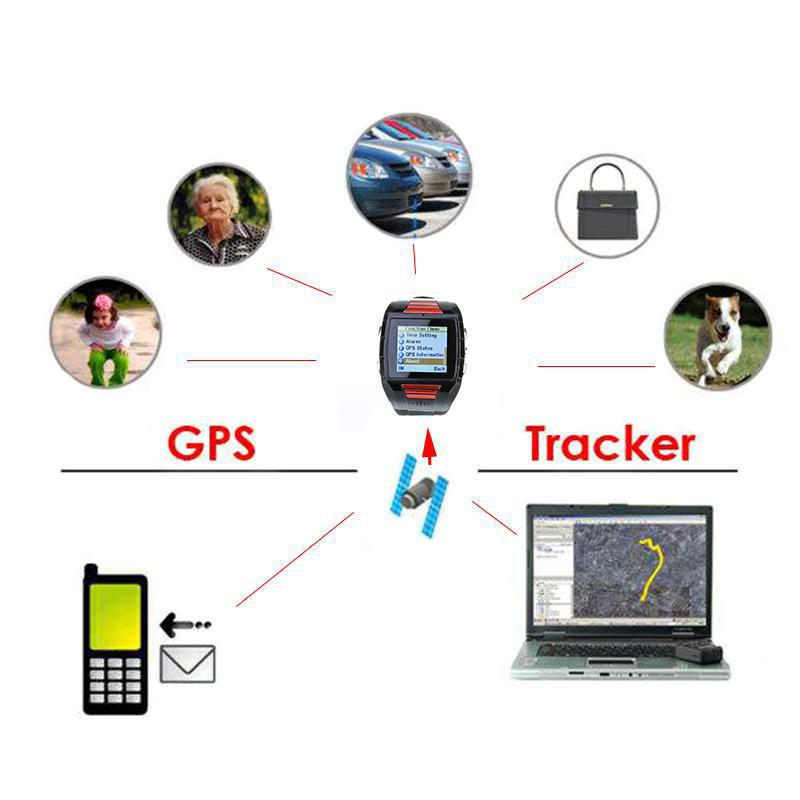 GPS Tracker TK209   Watch GPS Tracker phone Call GPS Tracking