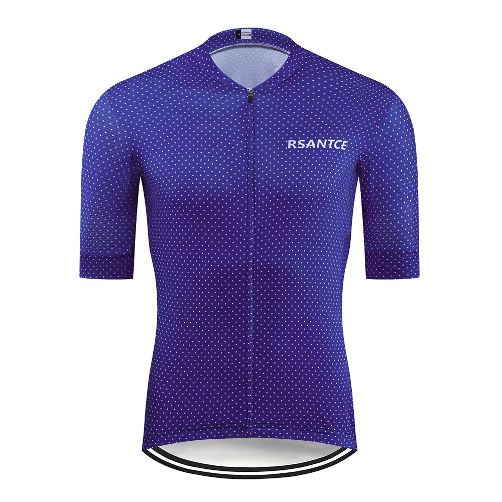 Pro Team Cycling Jersey Bike Cycle Shirt Ropa Ciclismo Bicycle Wear Men's Jerseys Sport MTB Cycling Clothing