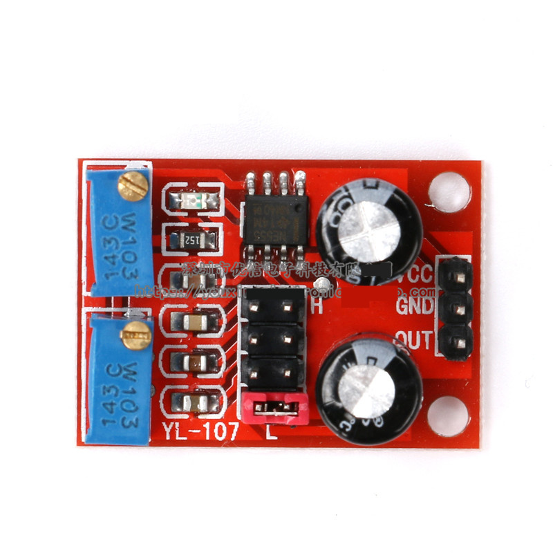 Square Wave Oscillator With Minimum Components Count