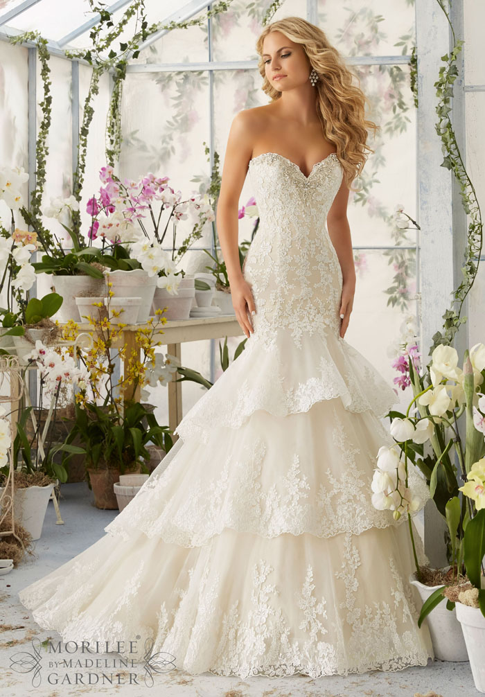 Aliexpress.com : Buy Mermaid Wedding Dresses 2015 Vestido de Noiva ...