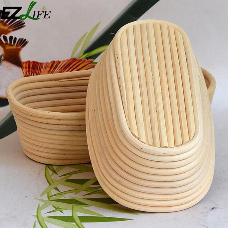 1* Natural Baking Dough Rattan Basket Bread Fermentation Basket Varieties Of Models Pastry Blenders Pastry Fermentation Basket