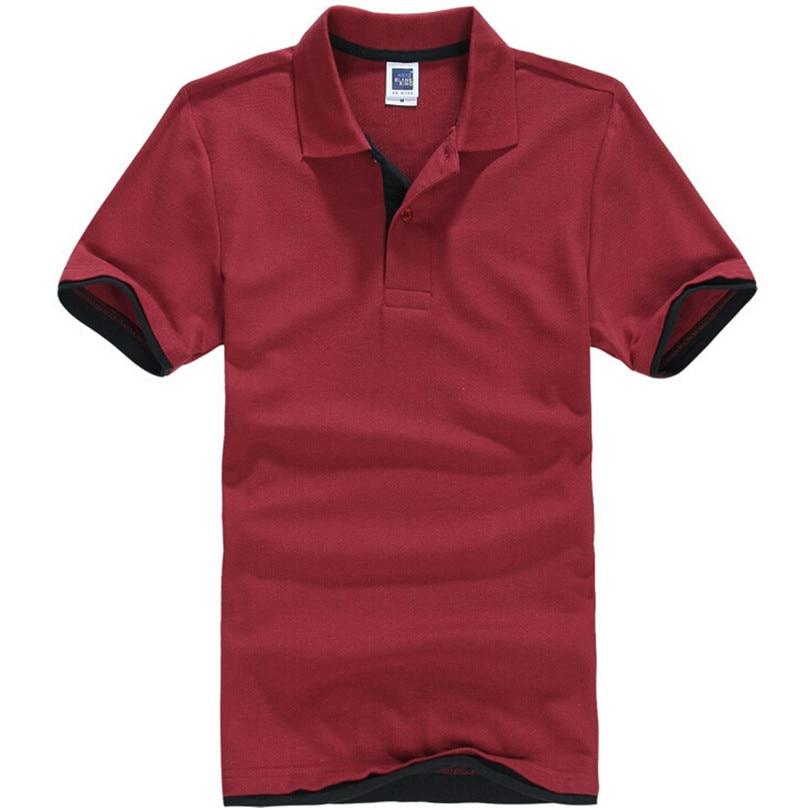 High Quality Summer Men s Shirt Cotton Plus Size Clothes Short Sleeves Tenis Shirts Sportswear Jerseys