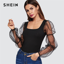 Compra square neckline y disfruta del envío gratuito en AliExpress.com 32af23f0d25d