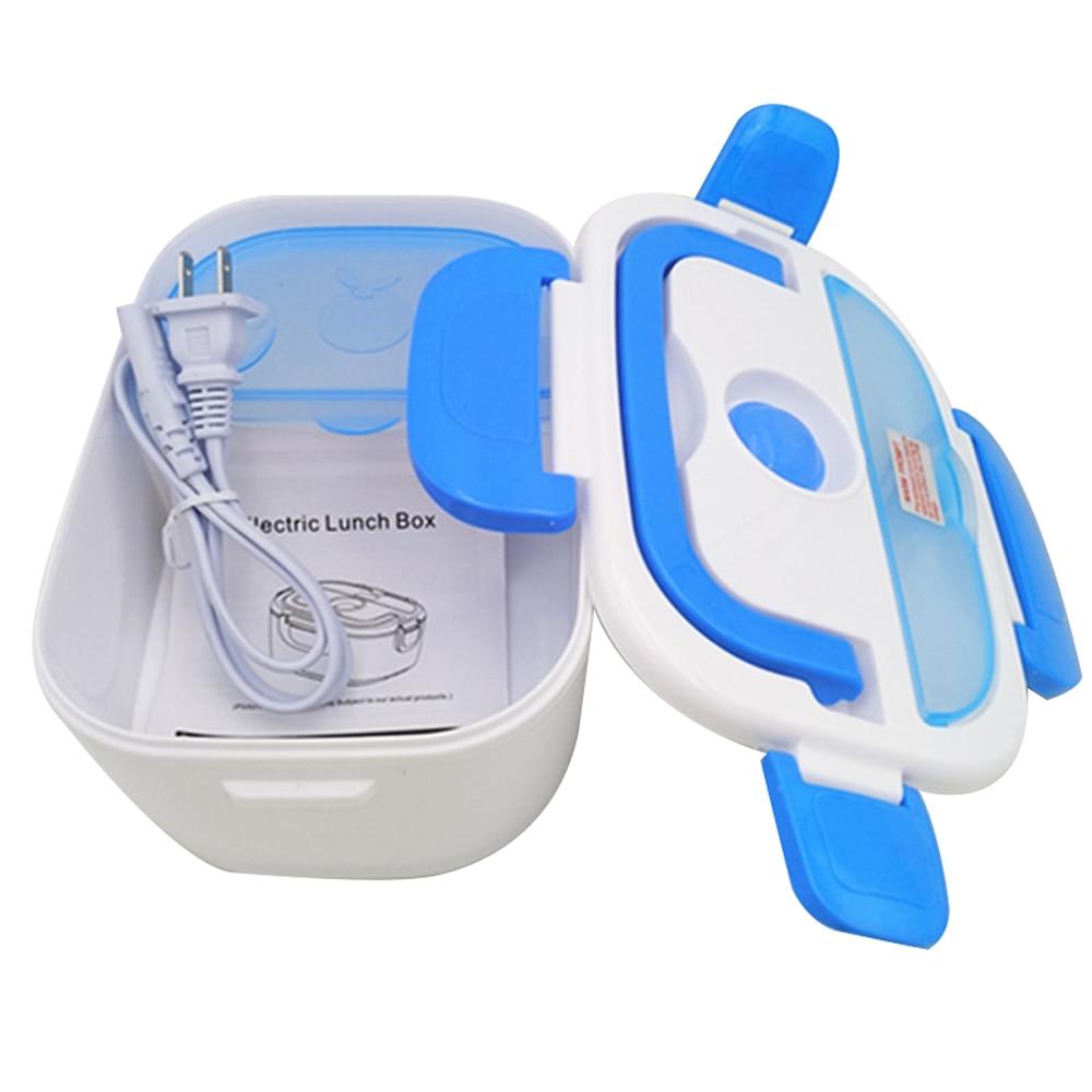Neue Multifunktions Tragbare Elektrische Heizung einteiliges Getrennt Lunch Box Food Container Wärmer Für büro arbeiter studenten