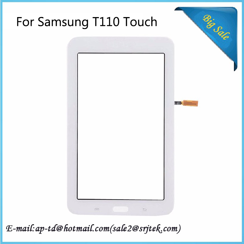 7 White For Samsung Galaxy Tab 3 Lite 7 0 SM T110 T110 Touch Screen Digitizer