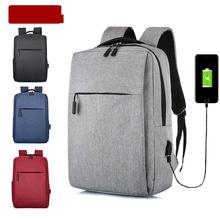 купить Anti Theft Laptop Usb Charging Backpack 2019 Business Large Capacity Backpack Men Women School Bag Travel Bagpack Student Bag онлайн