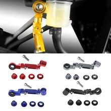 Универсальный кронштейн стента мотоцикла для CNC главный цилиндр тормозной муфты бачок