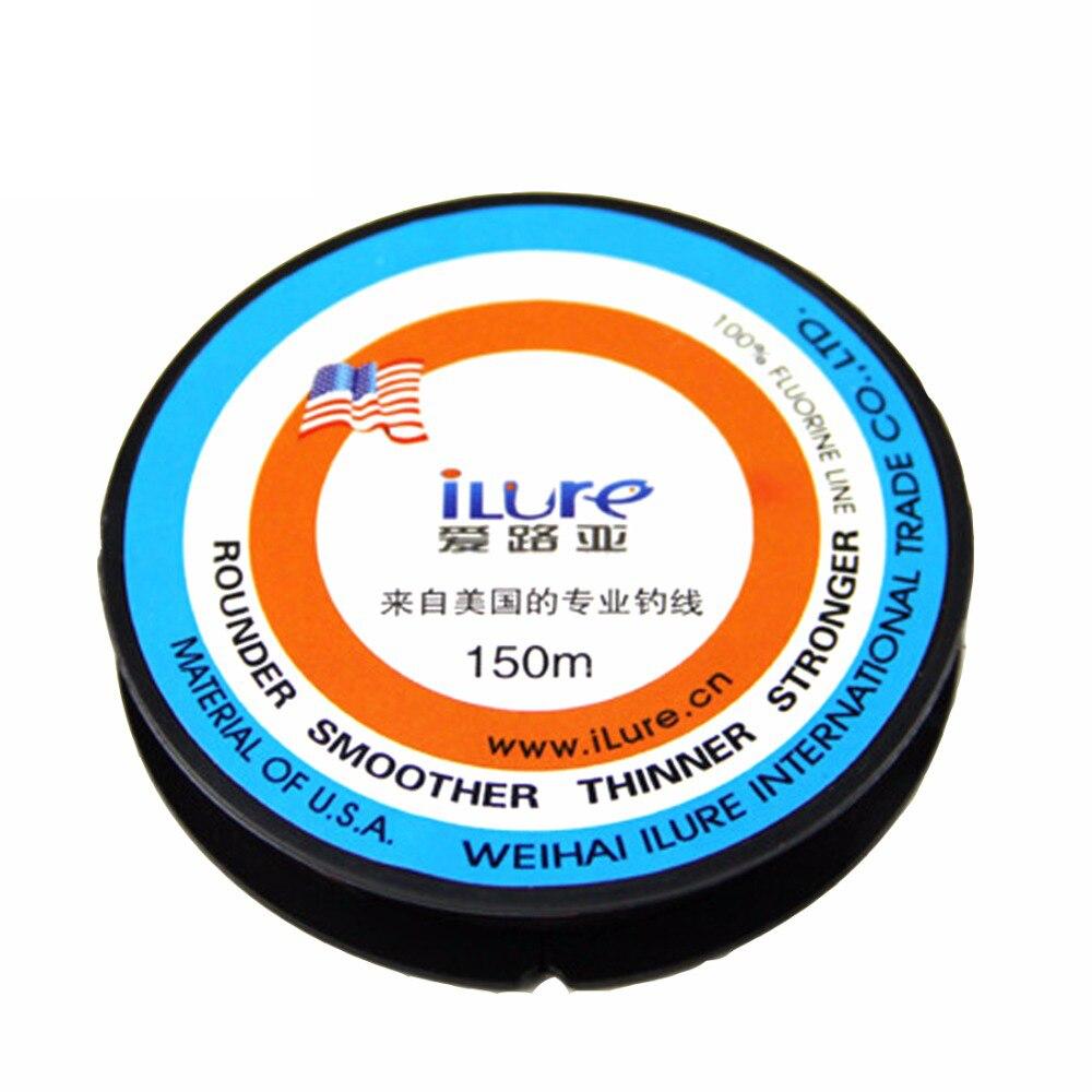 iLure novi 150 mt fluor linije transparentni šaran za zimske led - Ribarstvo - Foto 5