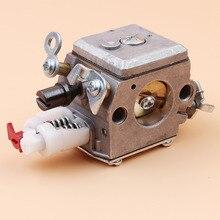 Carburateur pour HUSQVARNA 340 345 350 351 353 346XP tronçonneuse Zama 346 pièces de rechange de carburateur C3 EL18B