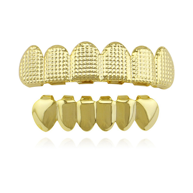 LuReen Hip Hop Gold Teeth...