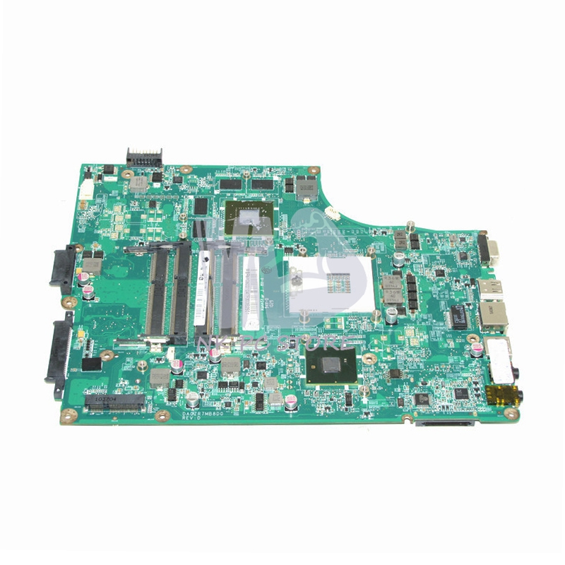 MBR6Y06001 MB.R6Y06.001 For Acer aspire 5745 5745G Laptop motherboard HM55 DDR3 GT420M Support core i7 only