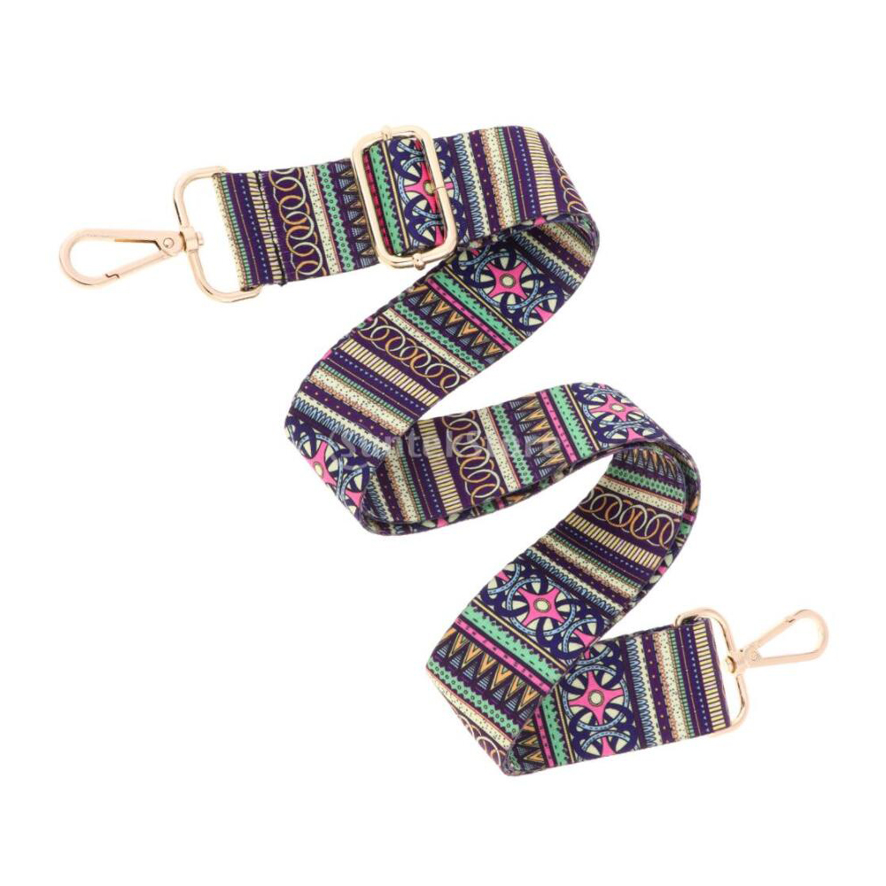 2019 Fashion Adjustable Wide Shoulder Bag Strap Female Replacement Crossbody Straps Bag Parts Accessories Colorful Handbags Belt