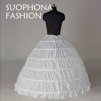 Anagua 2015 Wedding Dress Slip Wedding Dress 6 Wire Pannier Plus Size Panniers Ultralarge Puff Skirt