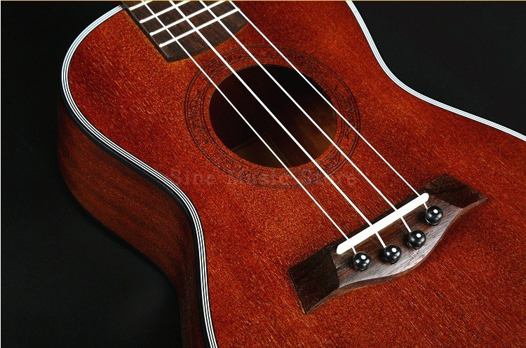 26 inch Ukulele Rosewood Concert 4 Strings Musical Instruments Mini Acoustic Uke Handcraft Hawaii Small Guitar Electric Uke acouway 21 inch soprano 23 inch concert electric ukulele uke 4 string hawaii guitar musical instrument with built in eq pickup